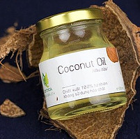 coconut oil is high in fat and keto diet friendly