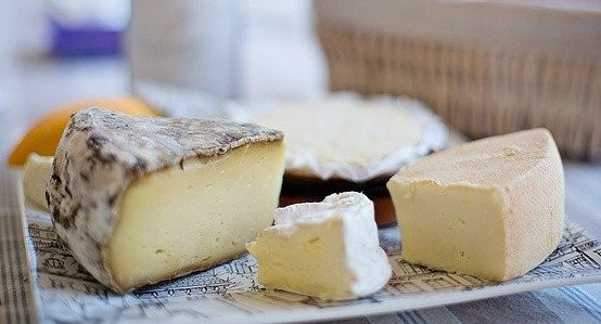 Cheese is good on the Keto Diet