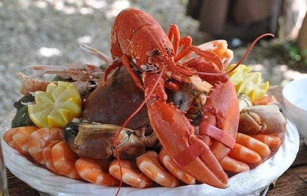 Keto Friendly Seafood