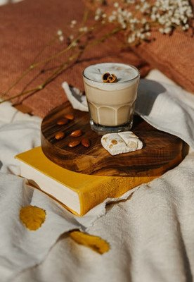 Cinnamon Almond shake Keto Shake Recipes