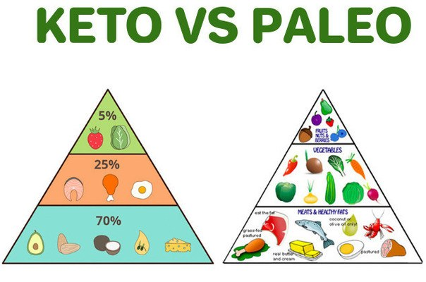 The Difference Between Paleo And Keto