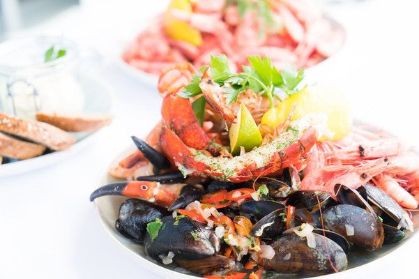 Seafood Goes Well With  Keto Diet And Bodybuilding
