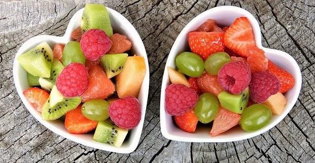 Vegan Keto Diet Meal Fruits