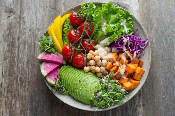 Vegan Keto Diet Meal