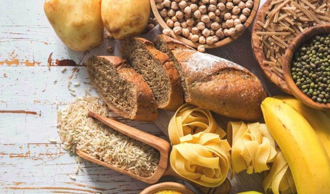 High-Carb Foods