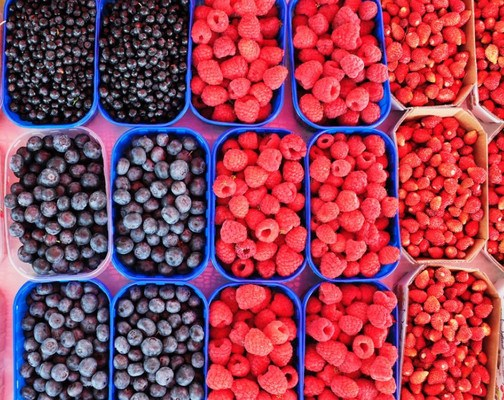 Fruits To Eat On A Keto Diet Berries